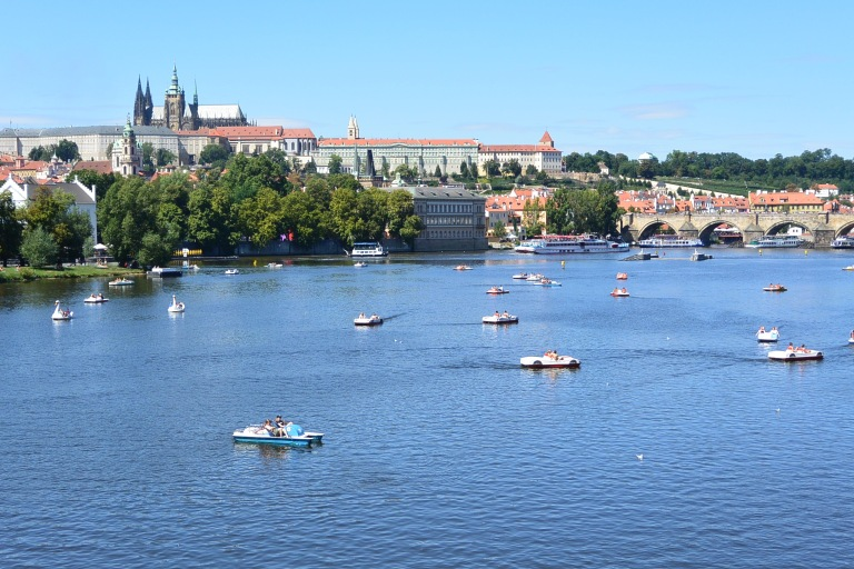Prag-im-Sommer
