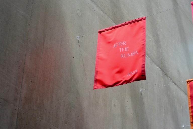 Museum-der-Moderne-Mönchsberg-Salzburg-Fahne-Kunstwerk